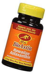 Nutrex Bio-Astin Astaxanthin 12M