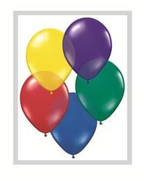 Qualatex Biodegradable 16 Inch Helium Quality Radiant Jewel