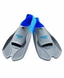 Speedo Biofuse Fins Grey Multi 7-8/M