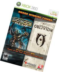 Bioshock & The Elder Scrolls: Oblivion Bundle - Xbox 360