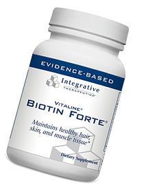 Integrative Therapeutics - Biotin Forté - Water-Soluble B