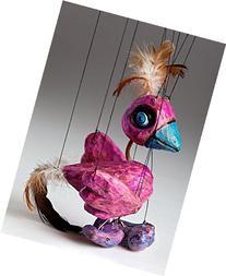 Bird The Singer Czech Marionette