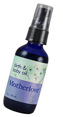 Motherlove Birth & Baby Oil , 2 oz