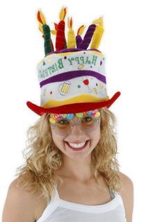 elope Birthday Cake Cheers Hat