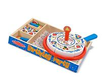 Melissa & Doug Birthday Party Cake - Wooden Play Food With