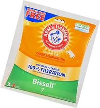 ARM & HAMMER Bissell 7 Premium Odor Eliminating Vacuum Bag
