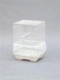 Seed Guard - Nylon Mesh - White - Small