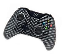Black Carbon Fiber Xbox One Rapid Fire Modded Controller PRO