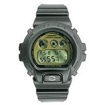 Black Casio G-Shock Metallic Dial Digital Watch DW6900PL-1