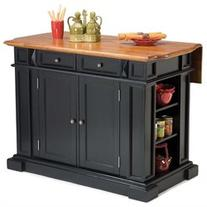 Home Styles Kitchen Island - 25 x 36 x 48 - 2 x Drawer -