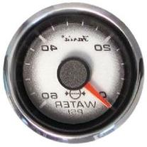 FARIA Faria Digital Black Flade 2 Water Pressure Gauge 60