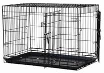 Precision Pet by Petmate 2 Door Great Crate with Precision