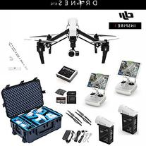 DJI Inspire 1 with Dual Remotes Quadcopter Kit with Travel