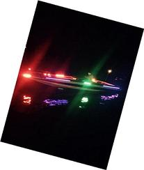 "40"" LED Black Light Night Fishing Fluorescent UV Ultraviolet"