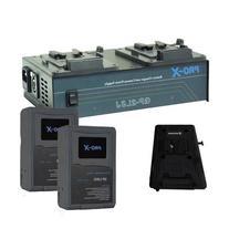 Switronix Black Magic URSA Battery Kit Consists of GP-S-URSA