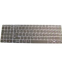 G.G.Martinsen Black Notebook Computer Membrane Keyboard