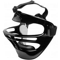 Game Face® Large Black Sports Safety Mask with Black T-