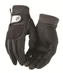 HJ Glove Men's Black Weather Ready Rain Golf Glove, Medium,