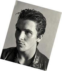 11x14 in. Black Wood Christian Witkin Christian Bale, New