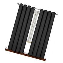 Blackout, Room Darkening Curtains Window Panel Drapes -  2