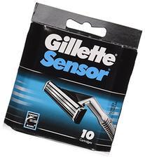 Gillette Sensor Refill Blade Cartridges, 20 Count