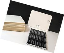 Blank Dry Erase boards 30  Whiteboards & 30 Dry Erase Pens