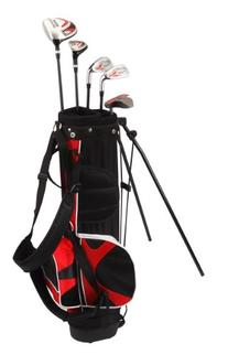 Nitro Blaster Kid's Golf Club Complete 8 Piece Set , Ages 9-