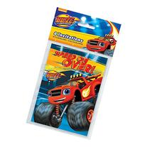 Blaze and the Monster Machines Party Invitations, 8ct