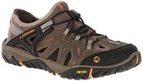 Merrell Men's All Out Blaze Sieve Water Shoe, Brindle/