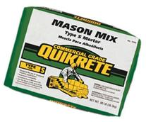 Quikrete 1136-00 60 lbs. Blend Of Type S Masonry Cement &