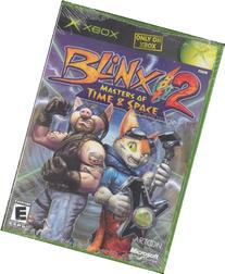 Blinx 2 Masters of Time & Space - Xbox