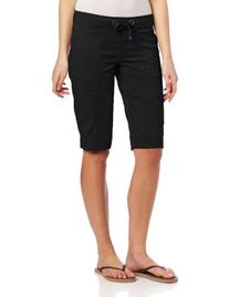 prAna Women's Bliss Knicker, Large, Black