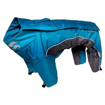 DogHelios Blizzard Full-Bodied Adjustable and 3M Reflective