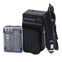 DSTE® 2x BLM-1 Battery + Travel and Car Charger Adapter