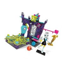 Mega Bloks Monster High Physical Deaducation Frankie Stein