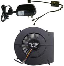 Coolerguys Blower Fan Component Cooler with Manual Speed