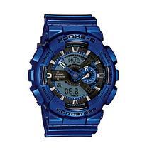 G-Shock Men's Blue Metallic Ana-Digi Watch