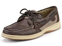 Sperry Top-Sider Bluefish 2-Eye Color: Brown Deerskin Width