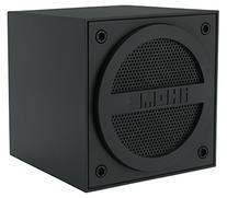 iHome Bluetooth Rechargeable Mini Speaker Cube - Black