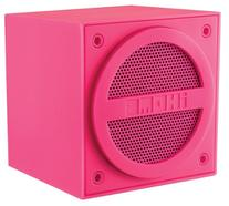 iHome IBT16PPC Bluetooth Rechargeable Mini Speaker Cube in