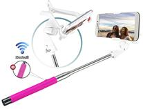 Bluetooth Selfie Stick - Self-portrait Monopod with cell