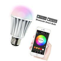 MagicLight Bluetooth Smart Light Bulb - 60w Equivalent Wake