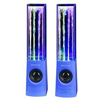 SoundSOUL Bluetooth Water Dancing Speakers Light Show Water