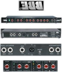 BBE BMAX-T Groove Tube Bass Guitar Preamp with Full-Featured
