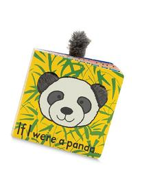 'If I Were A Panda' Board Book, Size One Size - Yellow