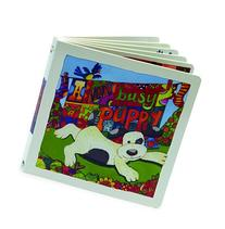 Jellycat Board Books, A Very Busy Puppy - 6 inches