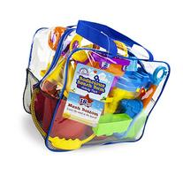 18-Piece Bodacious Beach Bum Activity Pack in Handy Carry