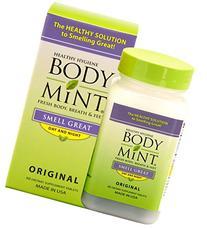 BodyMint, 60 Count Bottle