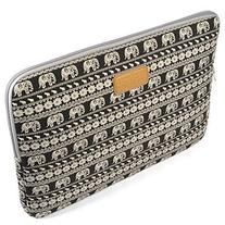 Case Star Bohemian Style Canvas Notebook Ultrabook 11 Inch