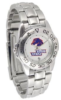 Boise State Broncos Gameday Sport Ladies' Watch with a Metal